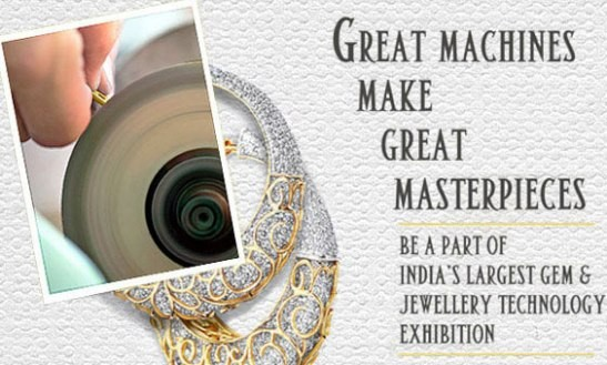 India Gem & Jewellery Machinery Expo in Surat