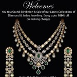 Jewellery Exhibition cum Sale at Hyatt Hotel Ahmedabad by Shobha Asar Jewellery
