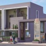 Om Shanti Bungalows in Ahmedabad – 3 BHK / 4 BHK Row House by Om Shanti Estates Pvt Ltd