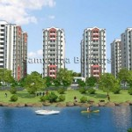 Samvedna Heights Rajkot Luxurious 3 BHK Flats near Balalji Wafers Kalawad Road by Samvedna Builders