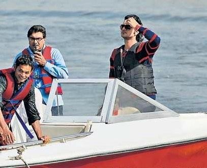 Upcoming Gujarati Film JO BAKA Shooting in Ahmedabad