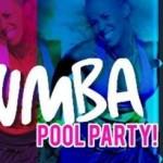 Zumba Pool Party at Eastin Hotel Ahmedabad on 30 November 2014