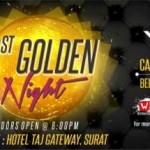 31st Golden Night 2015 with DJ Veronica at Surat by Golden Jewels Pvt Ltd