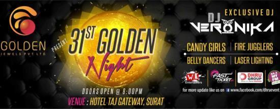 31st Golden Night 2015