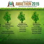 AMAETHON 2015 – International Food & Agribusiness Summit in Ahmedabad
