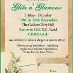 Aspiration Exhibition cum Sale in Ahmedabad for Glitz N Glamour on December 2014