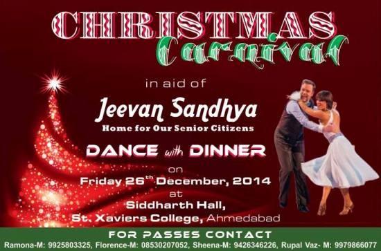Christmas Carnival in Ahmedabad