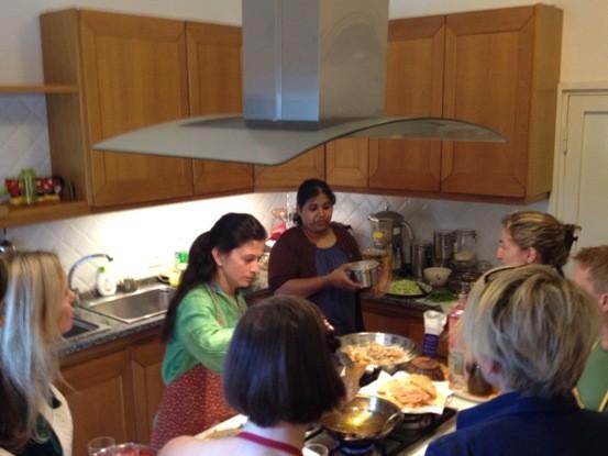 Cooking Kiddos Organizes Cooking Workshop in Rajkot with Jenish Parmar (Cooking Expert, ETV Gujarati Rasoi Show)