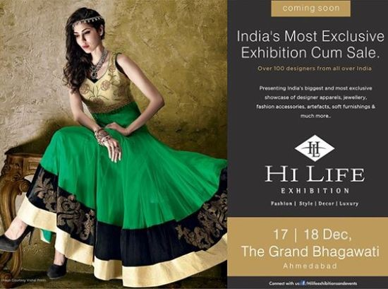 HI LIFE Exhibition in Ahmedabad