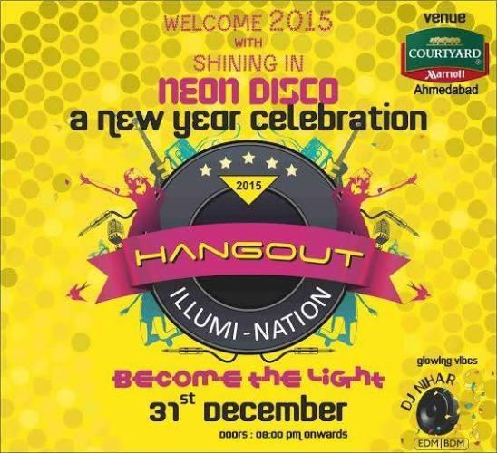 Hangout - Illumination 2015 New Year Celebration