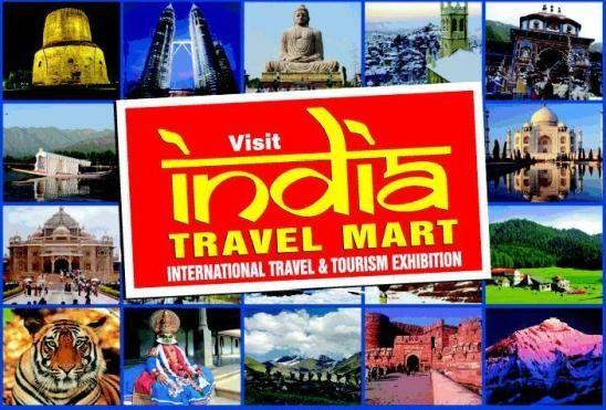 India Travel Mart Ahmedabad 2015