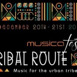 Musica Fest : Tribal Route – Music for the Urban Tribes in Ahmedabad on December 2014