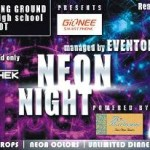 Neon Night 31st New Year Party Celebration 2015 in Rajkot by Eventom