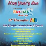 New Year's Eve 31st Party Celebration 2015 in Rajkot by Thanganat Social Group