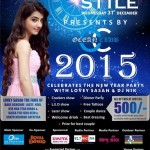Ocean Club Presents Celebrate The New Year Party 2015 in Rajkotian Style Rajkot Gujarat