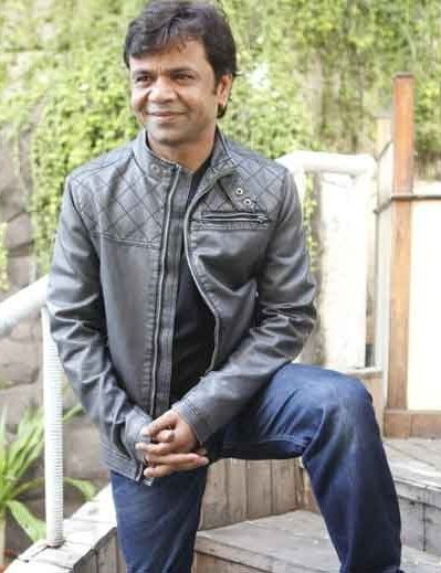 Rajpal Yadav in Ahmedabad for Promotion
