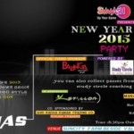 SMAAASH New Year Eve 2015 Party in Surat with DJ Vyas