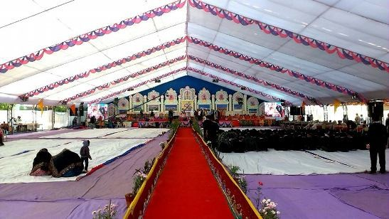 Shree Swaminarayan Vidhyalaya Bhuj Celebrates Golden Jubilee on 29-30-31 Dec 2014