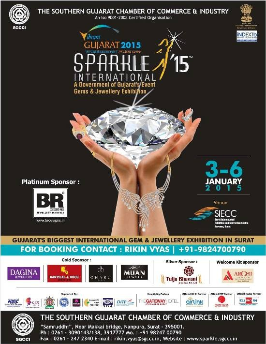 Sparkle International 2015