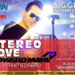 Stereo Love Night with Edward Maya Live in Concert in Ahmedabad on 20 December 2014