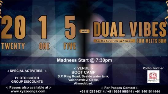 Twenty One Five with Dual Vibes & Photo Studio