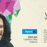Yanni in Vadodara 2015 – Yanni Live in Concert Vadodara at VADFEST