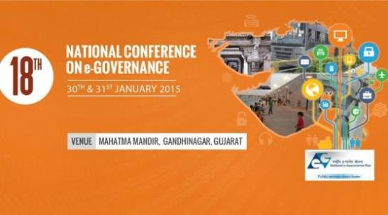 18th National Conference on e-Governance  2015