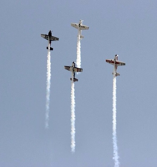 Air Show in Ahmedabad