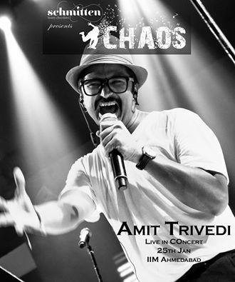 Amit Trivedi Live in Concert in IIM Ahmedabad
