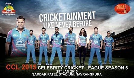 Celebrity Cricket League Season 5
