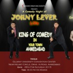 Comedy Night of Johny Lever Live King of Comedy in Ahmedabad on 28 February 2015