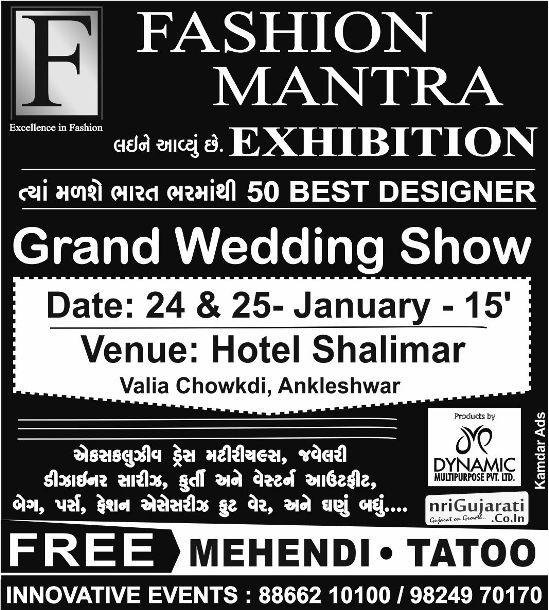 Grand Wedding Show 2015