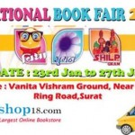 National Book Fair 2015 in Surat on 23rd to 27th January 2015