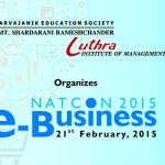 NATCON 2015 -National Conference on E-Business on 21 February 2015