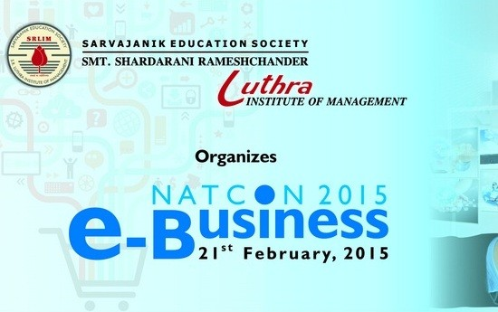 National Conference on E-Business 2015
