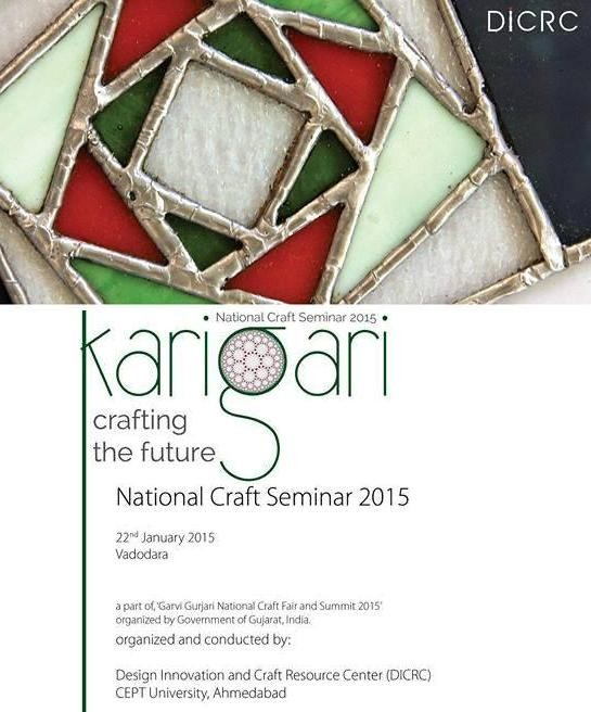 National Craft Seminar 2015