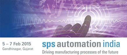 SPS Automation India 2015 in Gandhinagar