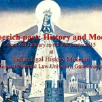 Exhibition of The Roerich Pact : History and Modernity 2015 Gandhinagar Gujarat