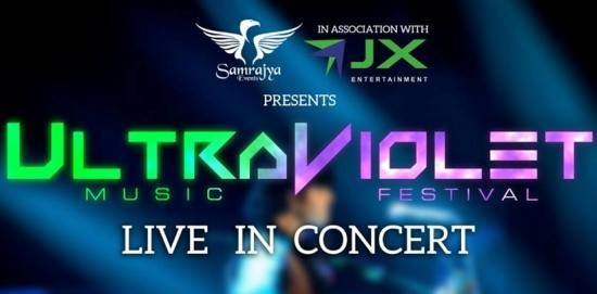 UltraViolet Music Festival in Vadodara