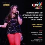 Yuva Jalso – Aishwarya Majmudar Live Performance in Ahmedabad on 6 February 2015