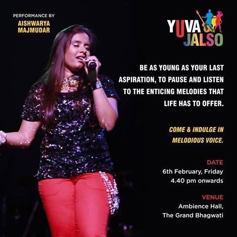 Aishwarya Majmudar Live Performance in Ahmedabad