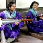 Amaan & Ayaan Ali Khan in Rajkot – Sarod Player Amaan & Ayaan for Surmayi Sanj Event at Rajkot