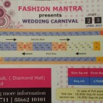 Fashion Mantra Present Wedding Carnival Exhibition 2015 at Ahmedabad