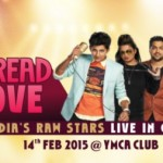 SPREAD LOVE – India's Raw Stars Live in Concert in YMCA Ahmedabad 14 February 2015