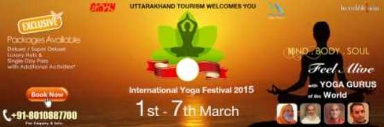 International Yoga Festival 2015 at Ganga Resort (GMVN) in Rishikesh on 1st to 7th March.jpg