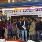 Night Out Gujarati Film Promotion Event at Crystal Mall in Rajkot