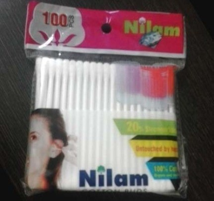 Nilam Cotton Buds - Manufacturers of Cotton Buds in Gujarat India