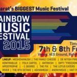 Rainbow Music Festival 2015 Ahmedabad on 7 & 8 February 2015