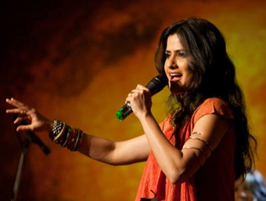 Sona Mohapatra Live in Concert in Ahmedabad