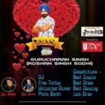 Tathastu Events Presents Valentine's Day 2015 Party at Dismeyland in Rajkot